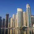 Modern buildings in Dubai Marina — Stock Photo #31097537