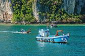 Prowincja krabi phi phi island, tajlandia — Zdjęcie stockowe