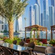 Modern buildings in Dubai Marina — Stock Photo #33479315