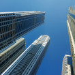 Modern buildings in Dubai Marina — Stock Photo #33479347