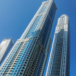 Modern buildings in Dubai Marina — Stock Photo #33479367