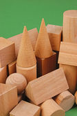 Geometric shapes — Stock Photo