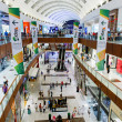 Inside modern luxury mall — Stock Photo
