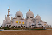 Sheikh Zayed Mosque — Stock Photo