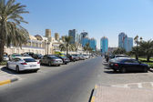 Central Souq in Sharjah City — Stock Photo