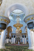 Sheikh Zayed Mosque, Abu Dhabi, UAE — ストック写真