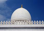 Sheikh Zayed Mosque, Abu Dhabi, UAE — 图库照片