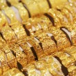 Gold market in Dubai, Deira Gold Souq — Stock Photo