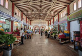 Fruit market in Sharjah — Foto Stock