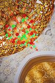 谢赫 · 扎耶德清真寺,阿布扎比,阿联酋 — 图库照片