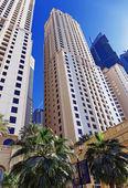 Bâtiments modernes à dubaï émirats arabes unis — Photo