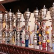 Shisha pipes hookah — Stock Photo