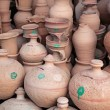 Stock Photo: Ceramic pots