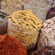 Spices on Arab market, souk — Stock Photo #36975431