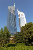 Modern buildings in Dubai UAE — Stockfoto