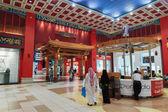 Wnętrze ibn battuta mall sklep — Zdjęcie stockowe