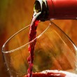 Red wine — Stock Photo #37047765