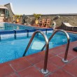 Rooftop pool — Stockfoto #37167973