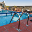 Rooftop pool — Stock Photo #37167973