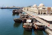 Sharjah - port — Foto de Stock