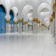 Sheikh Zayed Mosque — Stock Photo #37588345