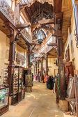 Street Market in Dubai Deira — Stock fotografie