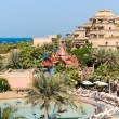 Stock Photo: Aquaventure waterpark of Atlantis Palm hotel