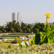 Stock Photo: Jumeirah Beach Park in Dubai