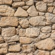 Stone wall of large stones — Stock Photo #38407597
