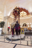 Interior IBN Battuta Mall store. — Zdjęcie stockowe