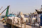 Sharjah port — Stockfoto