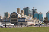 Central Souq in Sharjah City — Stockfoto