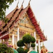 Buddhist temple — Foto de stock #38837827