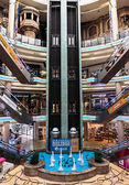 Interior Central Souq Mega Mall — Stockfoto