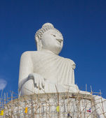 Statue of Big Buddha — Stock Photo