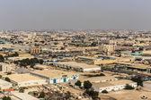 Sharjah - överblick. — Stockfoto
