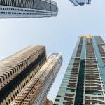 Modern buildings in Dubai UAE — Stock Photo #39897513