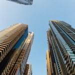 Modern buildings in Dubai UAE — Stock Photo #39897675