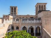 Stare miasto dubaj — Zdjęcie stockowe