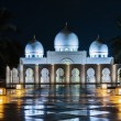 Sheikh Zayed Mosque, Abu Dhabi, UAE — Stock Photo #40335259