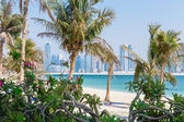 Jumeirah Beach Park — Stock Photo