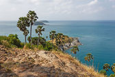 View of the Andaman Sea — Stock Photo