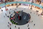 Luxuty mall in Dubai — Stockfoto