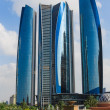 Etihad Towers buildings — Stock Photo #40482169