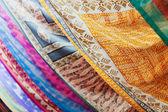Various scarves — Stock Photo