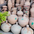 Ceramic pots — Stock Photo #40657945