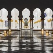 Sheikh Zayed Mosque, Abu Dhabi, UAE — Stock Photo #40658021