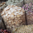 Spices on Arab market, souk — Stock Photo #41004023