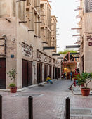 Old Town Dubai — Stock Photo