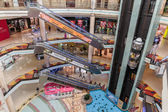 Interior Central Souq Mega Mall in Sharjah UAE — Stockfoto